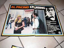 FOTOBUSTA CRUISING AL PACINO FRIEDKIN 1 EDIZ