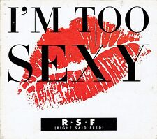 Right Said Fred - I'm Too Sexy (Pop, Europop, Dance-Pop)