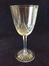 Baccarat Epron H 13,4 cm verre en cristal taillé
