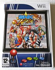 SNK Arcade Classics: volumen 1 Nintendo Wii