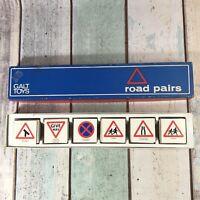 Vintage Galt Toys Road Pairs Children's Matching Game