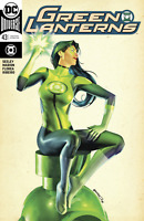 Green Lanterns #43 DC COMICS VARIANT COVER B