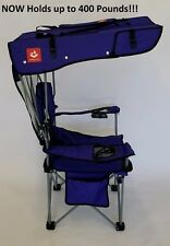 PURPLE With Black TRIM Renetto 3.5 HEAVY DUTY, Original Canopy, mesh insert
