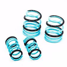 """GODSPEED TRACTION-S LOWERING SPRINGS FOR 15-UP SUBARU WRX STi F:1.4"""" R:1.4"""" DROP"""