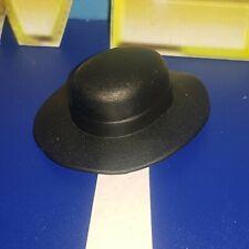 Undertaker Hat - Mattel Accessories for WWE Wrestling Figures