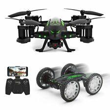 RC Drohne Quadcopter Ferngesteuert Auto Buggy mit 2MP HD Kamera App Steuern WIFI