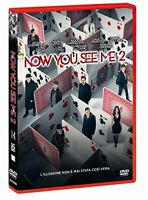 Now You See Me 2 - DVD DL000236
