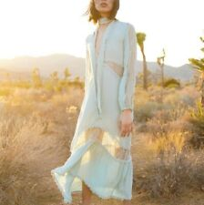 FOR LOVE AND LEMONS LILOU DRESS FREE PEOPLE EXCLUSIVE SZ M