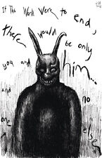 Donnie Darko Frank The Rabbit 11 x 17 High Quality Poster