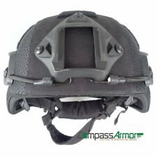 Tactical Bulletproof MICH Helmet made with Kevlar Ballistic NIJ IIIA with Cover