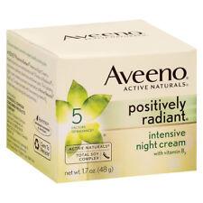 Aveeno Positively Radiant Intensive Night Cream 1.7 oz.