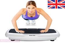 Bodi-Tek Power Trainer Vibration Gym Plate Fitness Machine with 2yr Guarantee