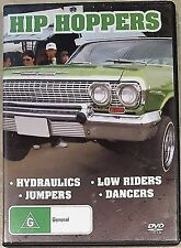 HIP HOPPERS (DVD)  HYDRAULICS - LOW RIDERS - JUMPERS - DANCERS