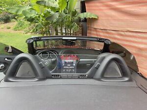Genuine Clear Wind Deflector Kit for Mercedes R171 SLK280 SLK350 AMG 05-11