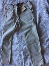 Burberry Girls beige cord pants for age 4, 5 and 8 new with tags.