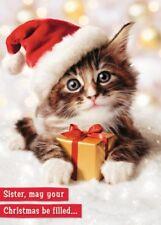 Avanti Sister Funny Christmas Greeting Card Humour Cards