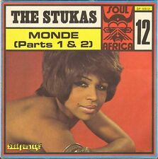 "THE STUKAS ""MONDE Part 1 & 2"" KENYA AFRO SOUL 70'S SP SOUL POSTERS 10512"
