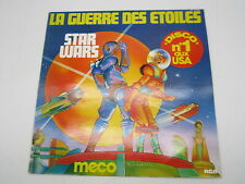 Meco La Guerre Des Etoiles (Star Wars) RCA Victor XL 13043 France Disco NM