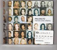 (HK423) Paloalto, Heroes And Villains - 2002 CD