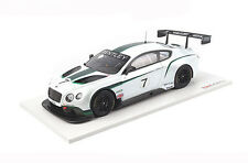 True Scale Bentley Continental GT3 #07 Goodwood Festival of Speed 1/18
