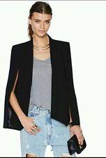 Fashionable Women's Blazer Tuxedo Cape