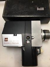 DeJur Slow Motion Super 8 Movie Camera