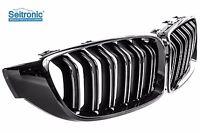Nieren Kühlergrill für BMW 4er F32 F33 F36 - Grill glänzend schwarz DOPPELSTEG