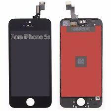 Para iPhone 5S LCD y Pantalla Táctil Display Reparación Frontal Negro Completa S