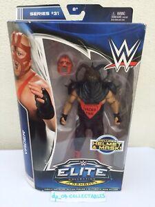 WWE Boxed Elite 31 Big Van Vader + Helmet & Mask Wrestling Action Figure Mattel