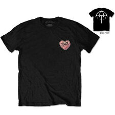 Official T Shirt BRING ME THE HORIZON- HEARTED CANDY Sizes S XXL Black Mens New