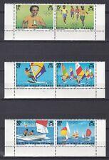 British Virgin Islands 1984 Olympics Set in UM Pairs