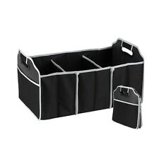 Foldable Car Boot  Cargo Storage Box Cargo Truck Organizer homeHolder Case Bag