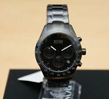 Brand New Hugo BOSS Talent 1513581 Watch Ceramic Mens Watch HB151358 Black