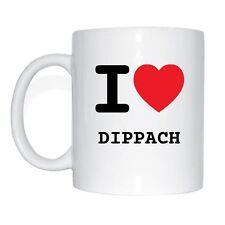I love DIPPACH Tasse Kaffeetasse