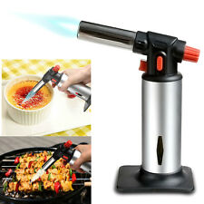 New Cooking Torch Professional Culinary Butane Crme Brulee for Kitchen Baking