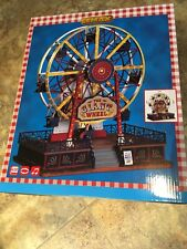 LEMAX - THE GIANT FERRIS WHEEL - Train -Carnival -Village SIGHTS & SOUNDS