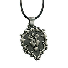 World of Warcraft WoW  Collier/pendentif Necklace Alliance