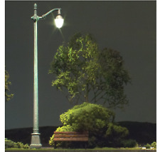 Woodland Scenics 5639 - N Scale Arched Cast Iron Street Lights