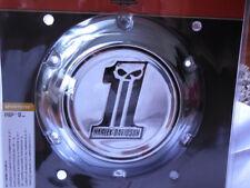 Harley Davidson Skull Number One No. 1 Derby Embrayage couvercle Sportster 25333-10