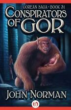 Gorean Saga: Conspirators of Gor 31 by John Norman (2014, Paperback)