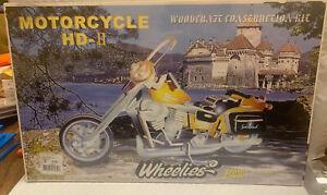 Wheelies PC020 SeaLand Motorcycle HD-11 Woodcraft Kit