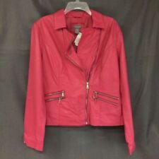 5b997e4df82 Neiman Marcus Abrigos y chaquetas de cuero para mujeres | eBay