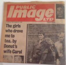 "🔝Public Image Ltd-1978-unplayed-7""Vinyl-Public Image/Virgin – VS 228 -Punk"