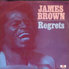 7inch JAMES BROWN regrets HOLLAND 1979 EX  +PS  WOC