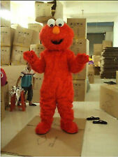 RENT Mascot Costume Adult Disney Elmo Red Halloween character party birthday