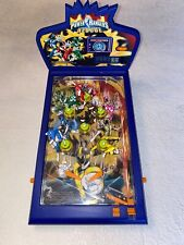 Vintage Saban Power Rangers Light Speed Rescue Table Top Pinball Machine
