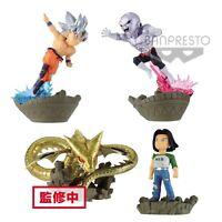 VORBESTELLUNG Dec 18/Jan 19 ORIGINAL Dragonball Figur Ultra Instinct Goku Jiren