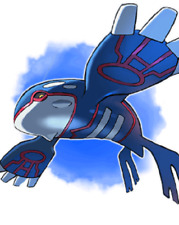 Ultra Pokemon Sun and Moon Year of the Legendary 2018 Kyogre 6IV-EV Trained