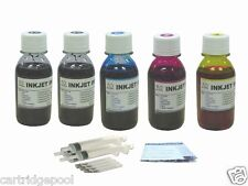 Refill ink kit for HP 940 XL Pro 8500 Pro 8000 5X4OZ