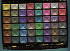 MISS ROSE 48 Colors to Blend -Pure Mineral Wet/Dry Eye Shadow Palette #1